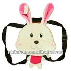 Lovely Plush Rabbit Kids Backpack