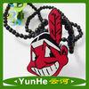 Custom Hip- Hop Wooden Necklace