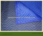 "Polyester Material 72"" x 80"" Mover's Blanket For Moving House"