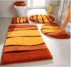 Printed acryl bath mat