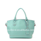2011 new style lady fashion leather hand bag and shoulder bags with PU