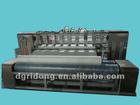 automatic ultrasonic roll fabric slit cutting machine