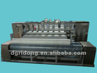 automatic ultrasonic roll fabric slit cutting machine