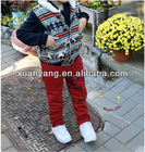 Wholesale boys pants with korean design and cheapest price