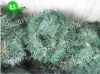 Artificial PVC christmas tree branch