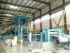 color coating line for metal sheets and plates or coils