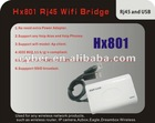 wifi bridge No need extra Power Adapt Hx801
