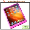 Multicolor silicone case for iPad iPad2 new iPad