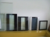 Glass door for referigerator, coolroom using