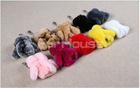 Haining FUR HOUSE,lovely rex rabbit fur coat,mini coat,key case.fashion.