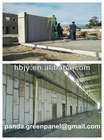 2012 new building construction material sandwich wall panel