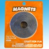 Blister packing magnetic strip