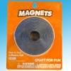 Blister packing magnetic strip