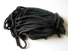 Wholesales 4.5m climbing Nylon rope,Outdoor rope Survival rope safety string+Free shipping