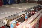 WPC sheet extrusion machine--Plastic Machine
