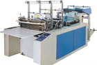 GD-B600 Full Auto High-speed Plastic T-shirt Bag Making Machine