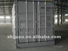 20' side door container