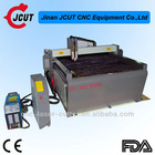 Manual THC Mode Large Plasma Cnc Metal Cutting Machine JCUT-1325