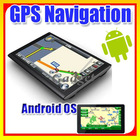 7 inch GPS Navigator android 4.0 with WI-FI,FM,512MB/8GB