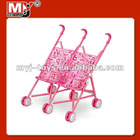 Hot Selling Twin Baby Doll Stroller