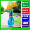 More than 1000 styles top quality new arrival FREE SAMPLES mix styles&colors best gifts foldable plastic vase