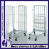 Foldable Roll Cage Trolley