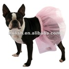 pink dog pet pettiskirts/ tutu skirts/tutu dress MP-0156