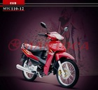 Cub motorcycle MTC110-12