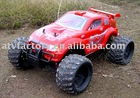 1:5 Gas power rc car