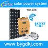1200W DC-AC home use solar module system