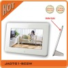 7 inch single function super slim Digital Photo Frame