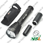 TR-J12 Cree XM-L T6 5-LED 4500LM 5-Mode Memory Led Flashlight