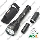 TR-J12 Cree XM-L T6 5-LED 4500LM 5-Mode Memory Led Flashlight