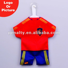 colorful promotion mini soccer jersey