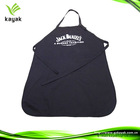 Custom cheap PVC kitchen apron waterproof