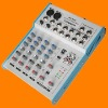 compact audio mixer,mixing console with amplifier
