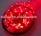 wholesale! red color smd 3528strip light non-waterproof 60LED/Meter 9.6w/m factory direct sale