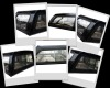2012 hot selling ISUZU d-max pickup canopy