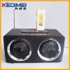 Kedimei usb portable mini speaker (S6A17)