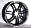 Aftermarket car alloy wheels