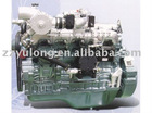 Single fuel engine assembly
