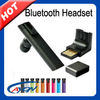 Aluminium Super Slim Bluetooth Headset BH022RD-3