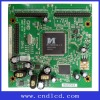 60Hz to 120Hz frame convert adaptive board with MEMC/120Hz panel/Support 6bit/8bit/10bit/single/dual/four LVDS output