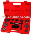 Auto Tools-12pc Brake Piston Wind Back Tool Kit