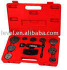 Auto Tools-12pc Brake Piston Wind Back Tool Kit