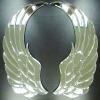 JSM002 set of 2 angel wing Art Decor wall Mirror