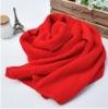 Hot Sale pure colour long scarf