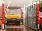 Garbage Truck Wash System