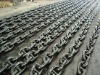 Black painted grade 2 and grade 3 cable chain