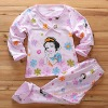 kid's cute 100 cotton knitted pullover pajama
